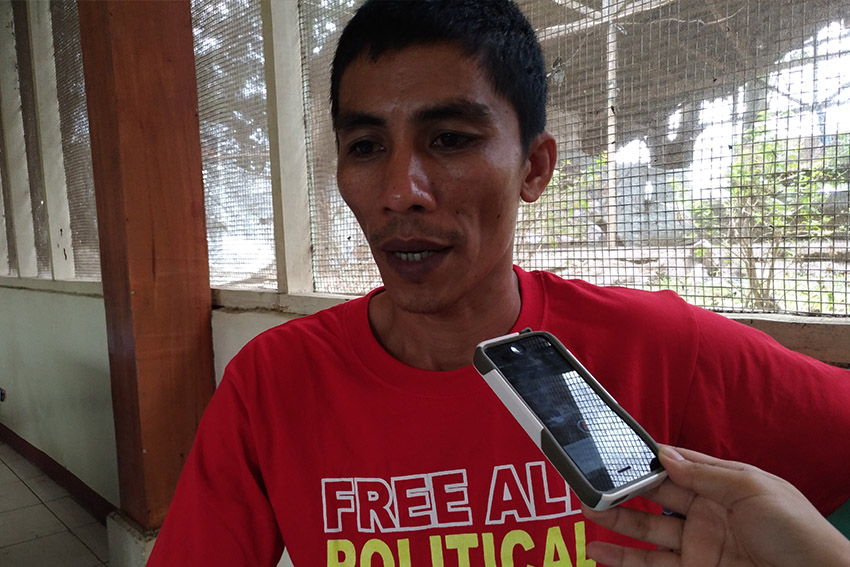 Sickly prisoner freed after 5 years