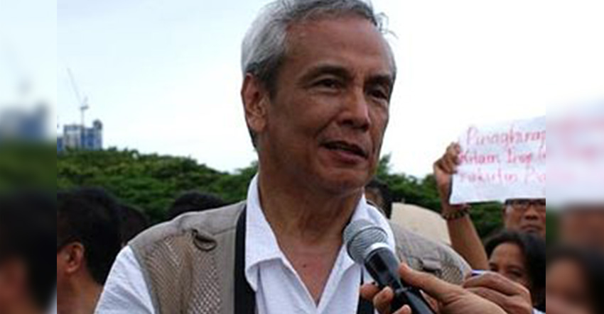 STANDPOINT | What's eating Jim Paredes?