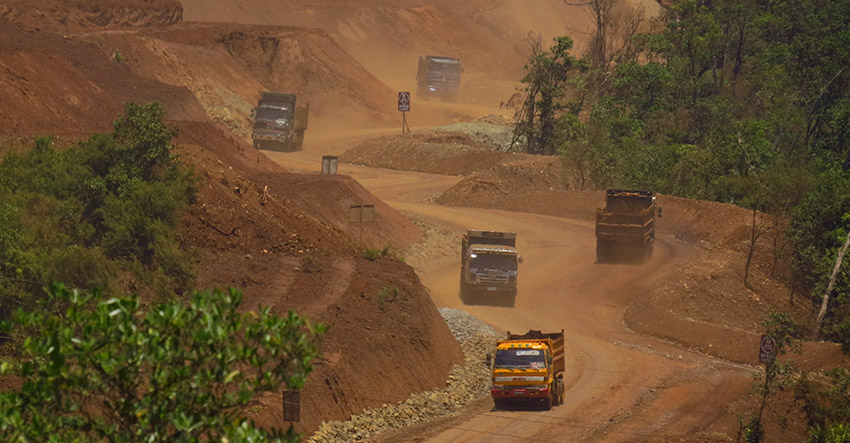 Green group hits MGB for reversing DENR mining reforms