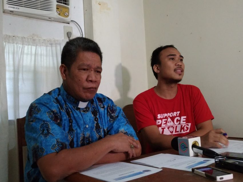 Davao activists fear 'all out war' vs Reds will target them too