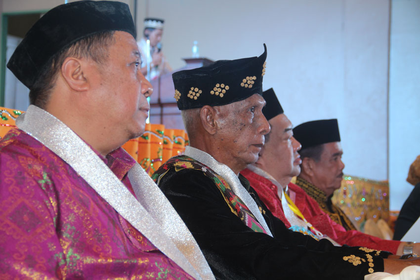Historic: Mindanao sultanates converge to support Bangsamoro peace process, federalism