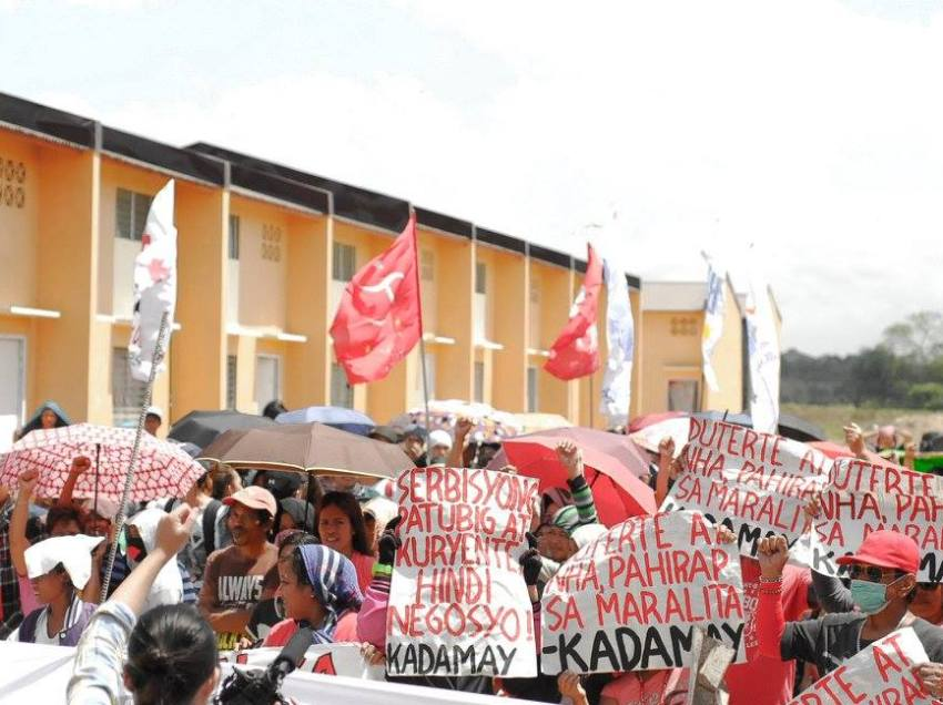STATEMENT| Scientists one with the urban poor in #OccupyBulacan movement
