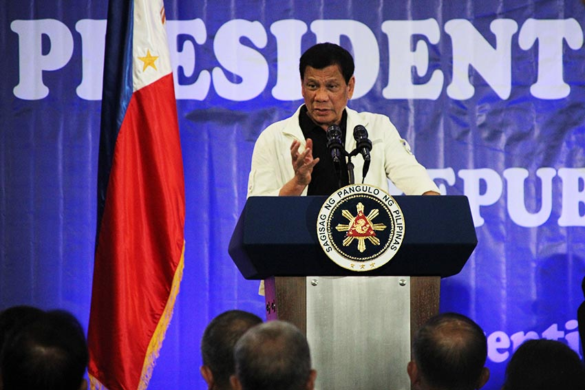 PCPR hits Duterte's tirade against church, bishops