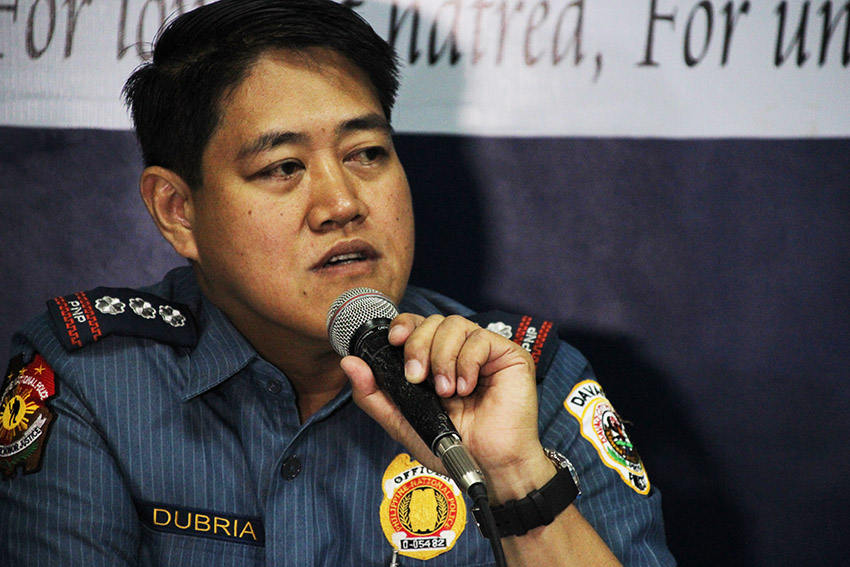 Davao police chief  is Bato's new executive assistant
