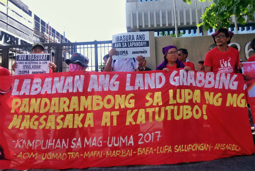 STATEMENT| Day of the landless
