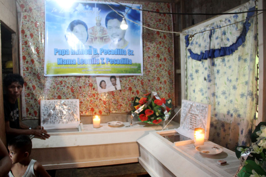 House HR committee to probe slain Lumad advocate couple in Compostela