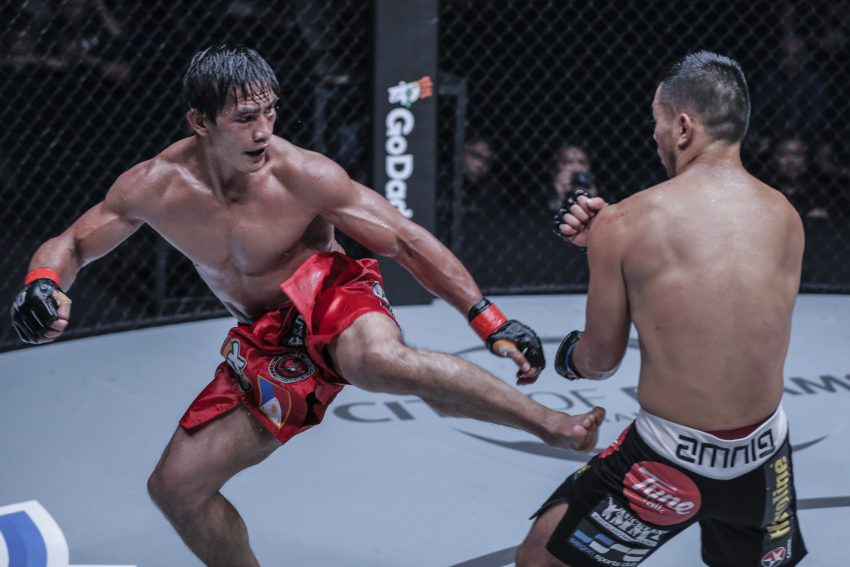 Folayang defends One Lightweight World Championship with unanimous decision