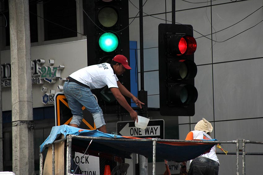 City to implement 11-M traffic lights upgrade