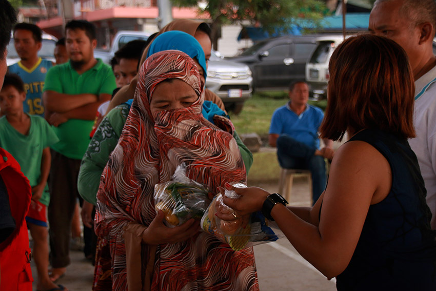 Local groups collaborate to raise fund for Marawi
