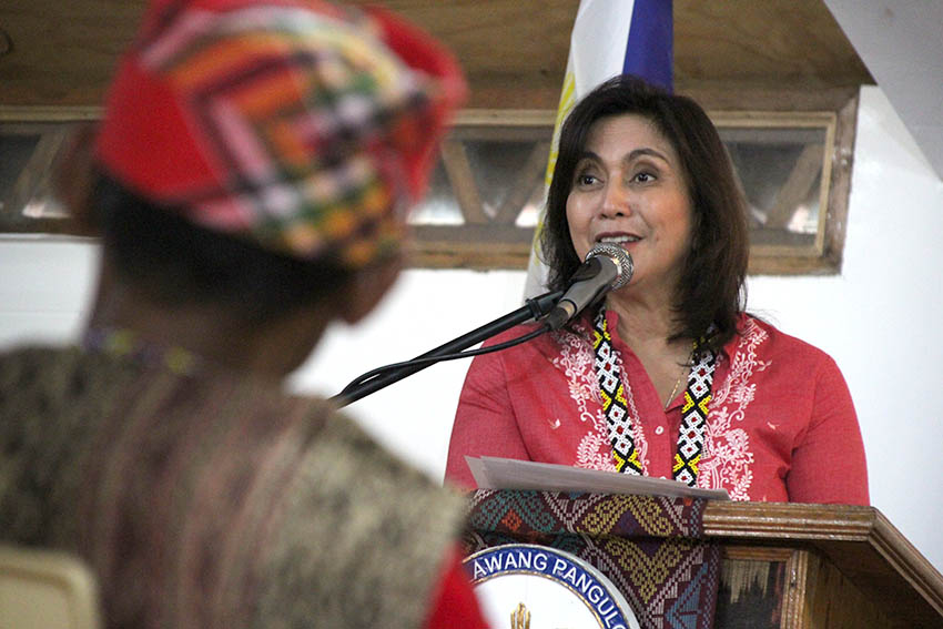 'Wise and sober': Sison on Leni's call to resume peace talks