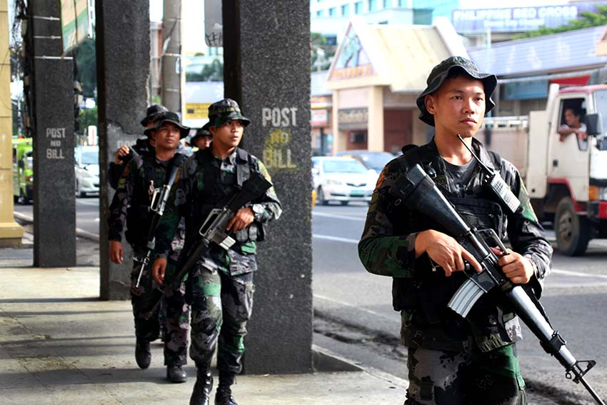 3 petitions challenge Martial Law declaration before SC