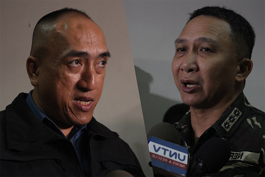'We will be in control,' TF Davao commander says