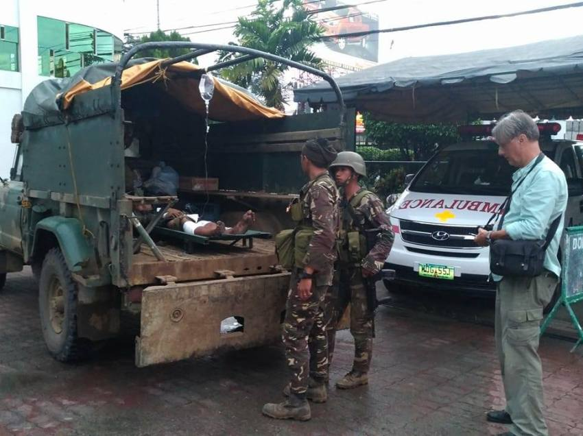 13 Marines killed in action in Marawi