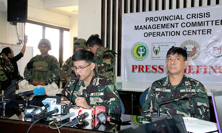BIFF holds 5 hostages in Pigcawayan, North Cotabato - AFP Eastmincom