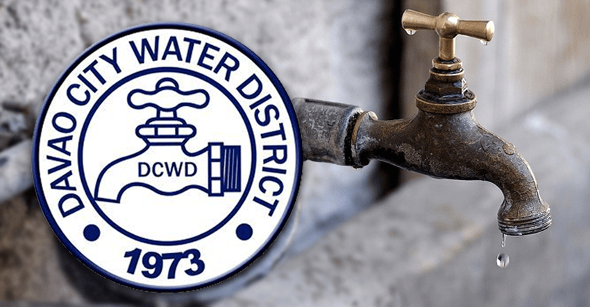 Davao water district hit over unstable supply
