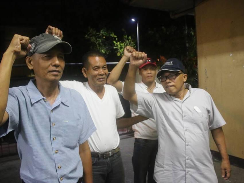 49 of 400 political prisoners released so far