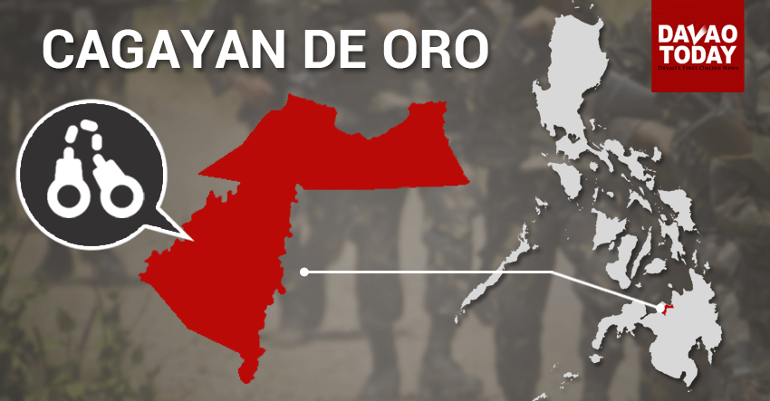 3 suspected Maute group members, including 'financier,' nabbed in Cagayan de Oro
