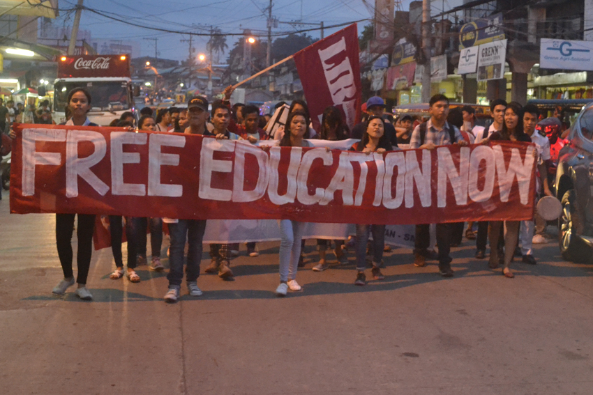 Duterte makes public university free in the Philippines