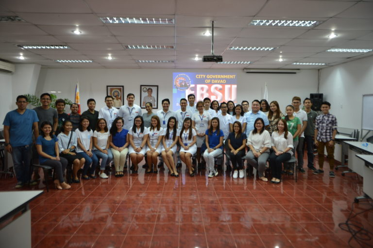 37 medical scholars ink pact with Davao City LGU