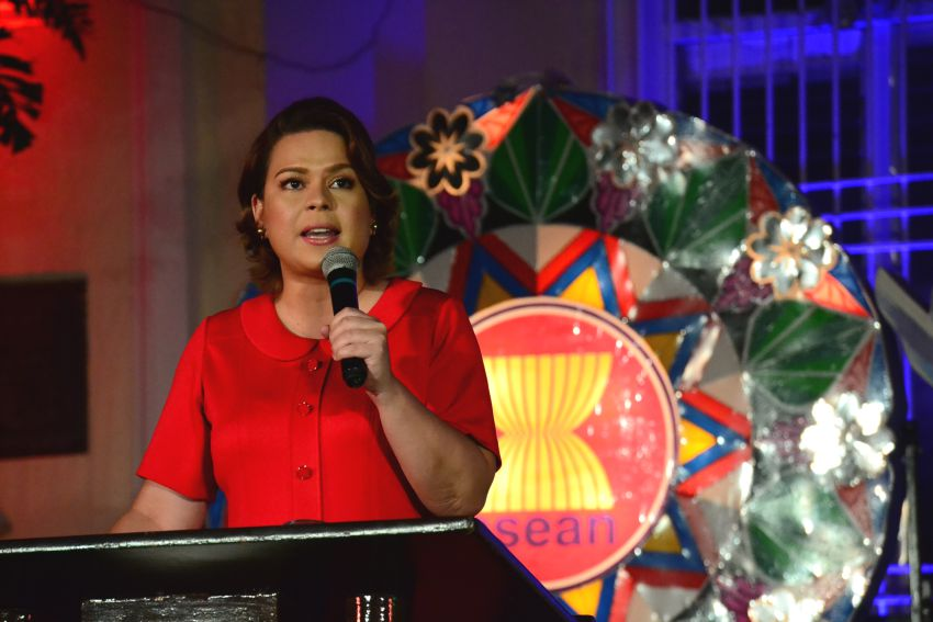 Davao City takes part in ASEAN's 50th anniversary