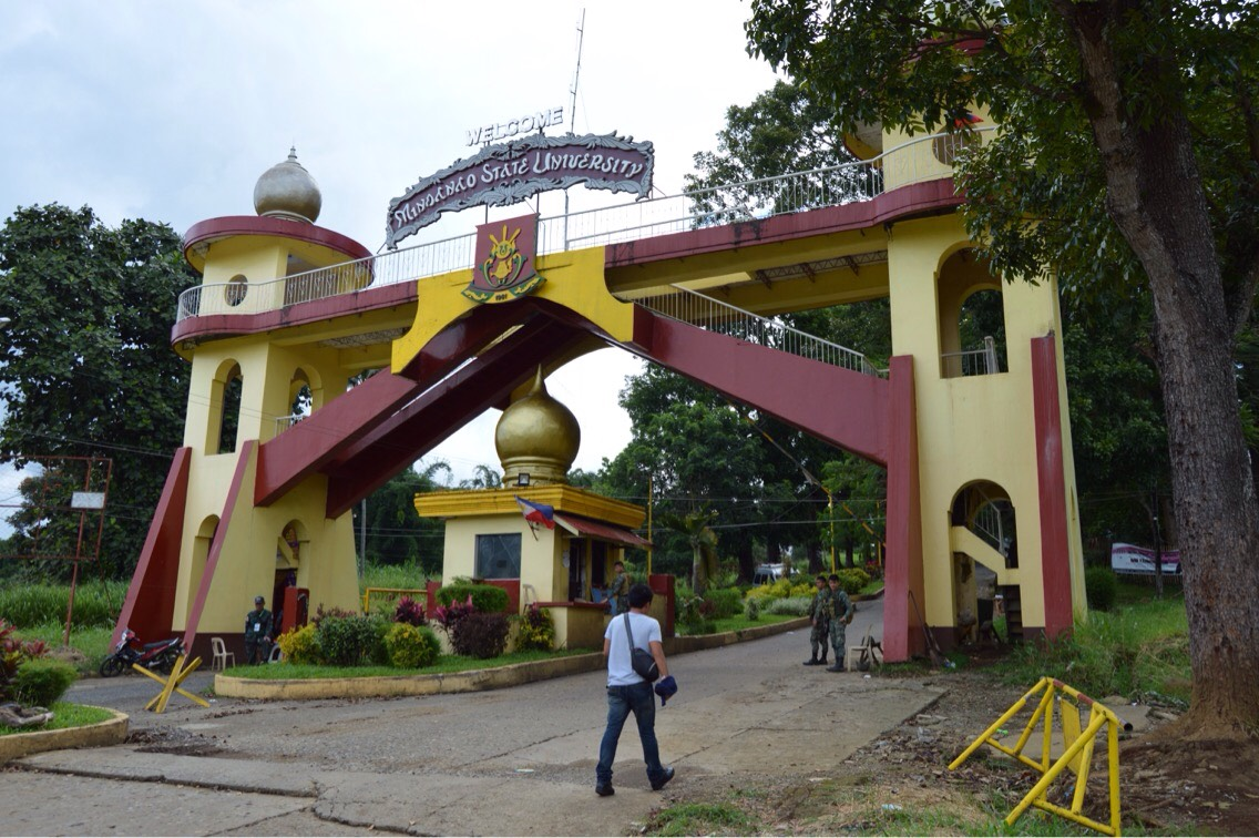 Marawi university reopens as war drags on; enrollment drops