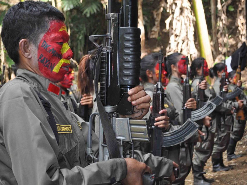 CPP: Skirmish in Monkayo is NPA's response to military ops