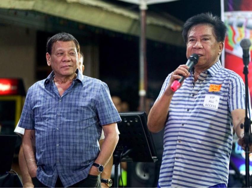 Nograles: We will go against Duterte's enemies