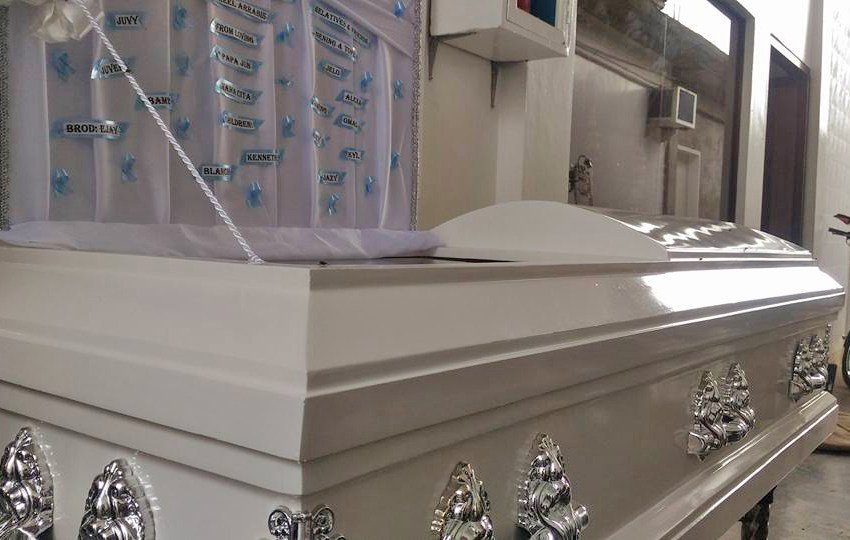 Mother killed in Calinan saved son before death
