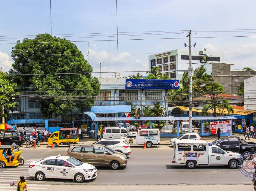 LTO Davao to release 5-year validity license cards in September
