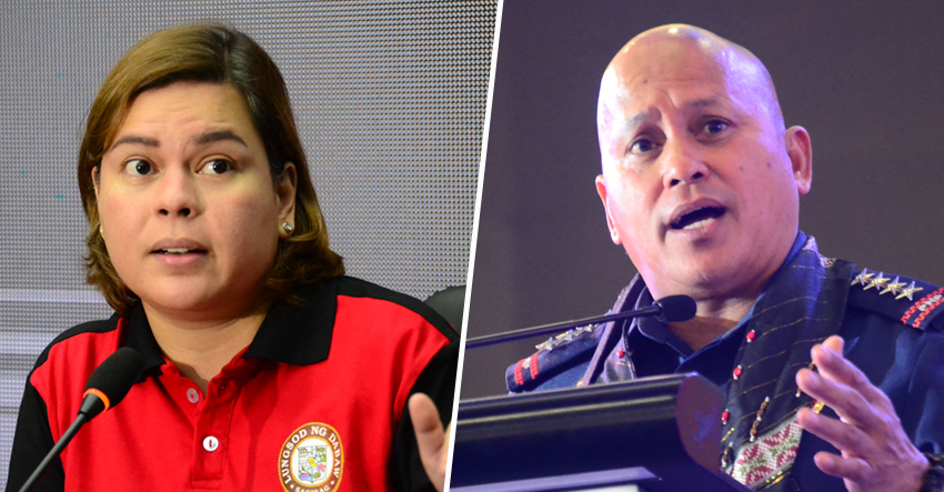 Sara Duterte tells Bato: don't take our cops away