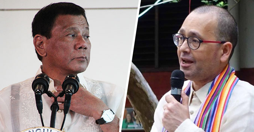 Duterte doubts CHR's neutrality on HR issues, tags CHR chief as pro-Aquino