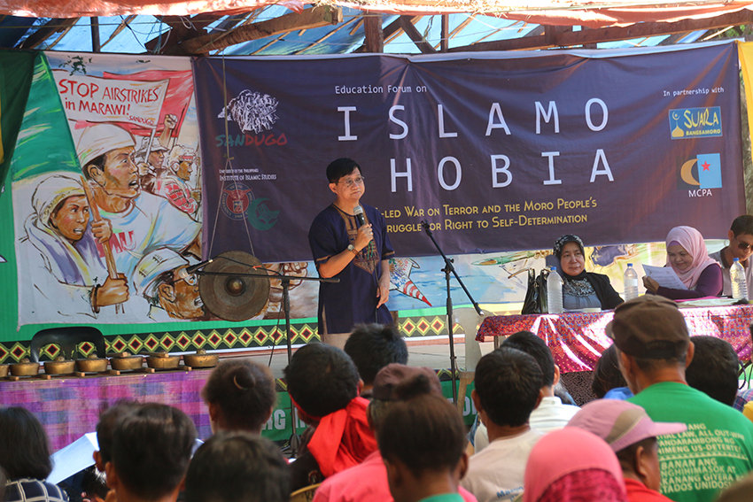 US destroying Moro communities through Islamophobia, says scholar