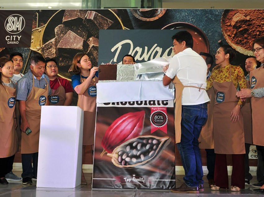 Davao City boosts cacao industry with P2M grant