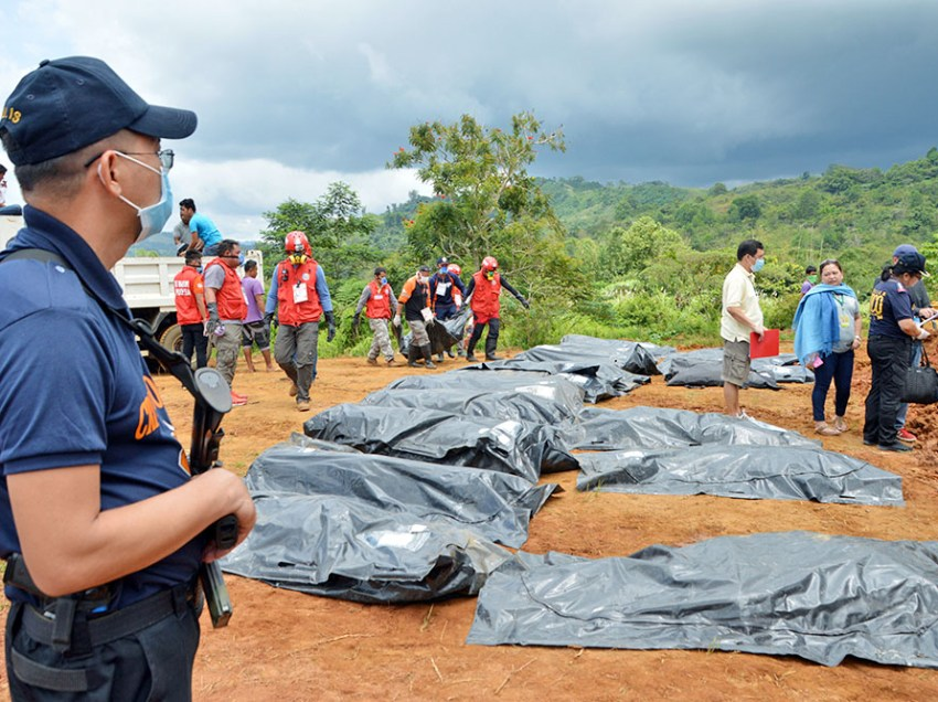 27 more cadavers recovered from Marawi​ ​City