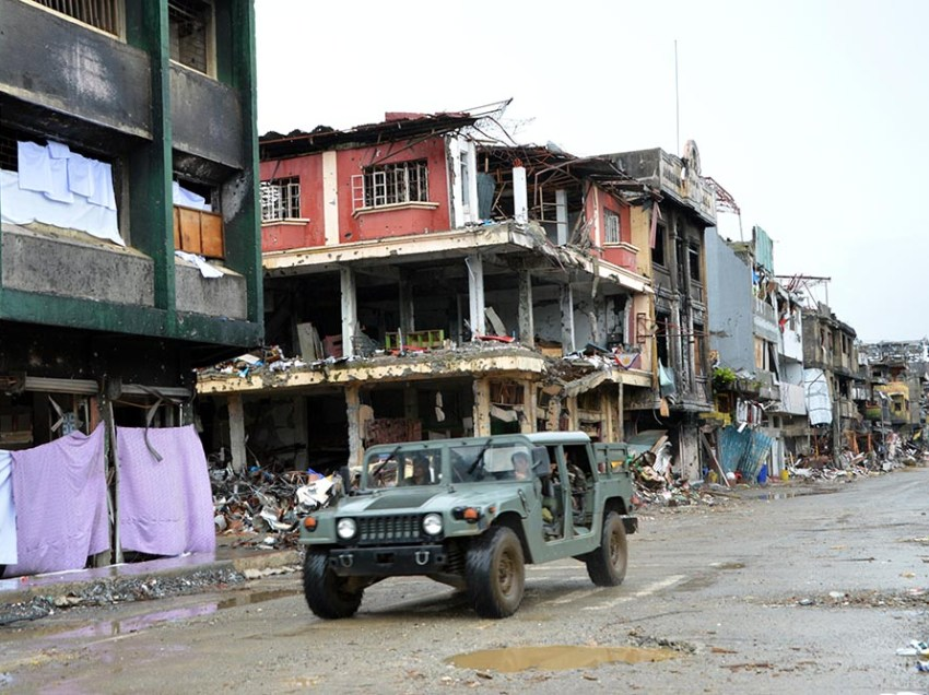 Moro group urges lifting of martial law in Marawi, Mindanao