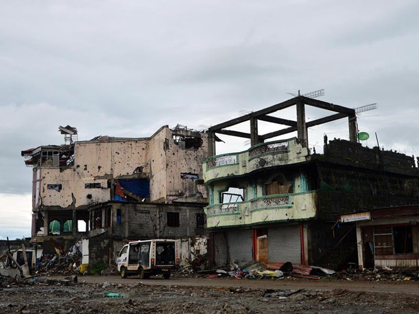 P8.8 billion lost to war – Marawi business