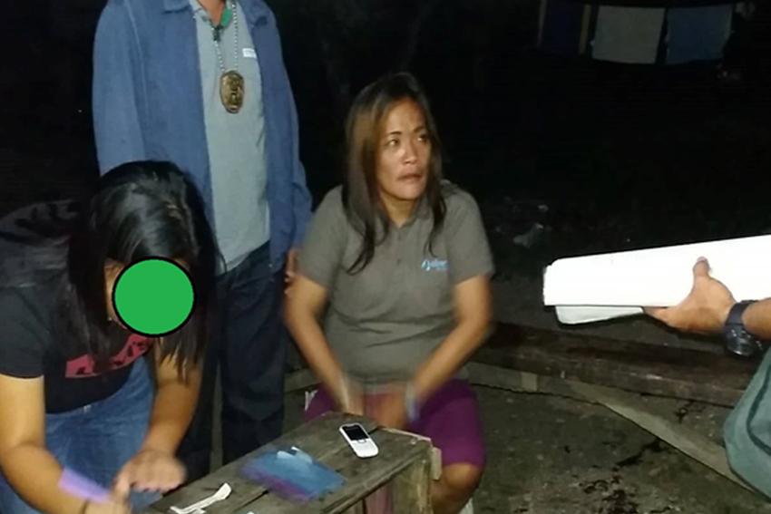 Alleged 'carnapper' arrested in Comval anti-drug op