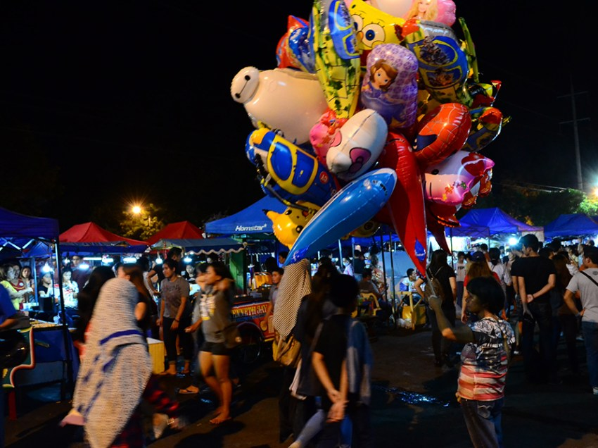 Health measures set for Roxas Night Market re-opening on September 12