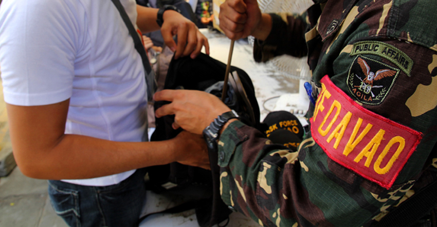 Inspections on 'Simbang Gabi', more checkpoints, Oplan Bulabog with extended martial law