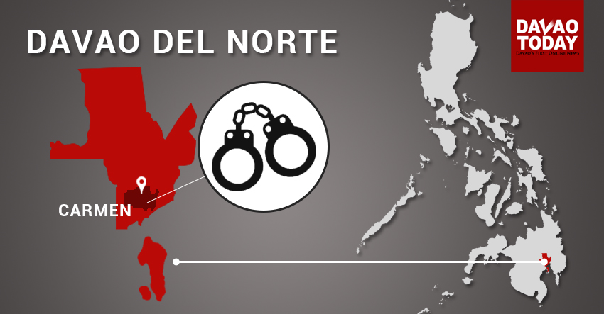 2 nabbed in Davao del Norte anti-drug ops