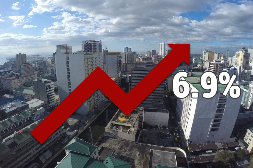 DBM: PH economy grows 6.9% in Q3