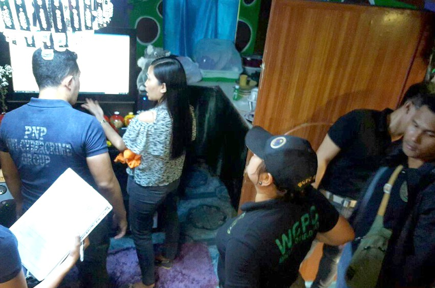 Iligan couple caught using daughter, niece for cyberporn