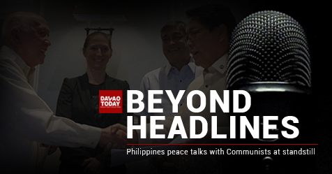 PODCAST: PH peace talks with Communists at standstill