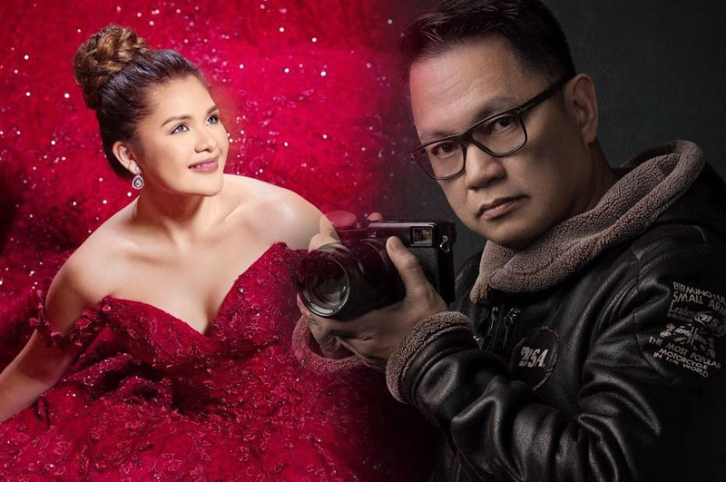Lito Sy on Isabelle Duterte shoot: I did it for free