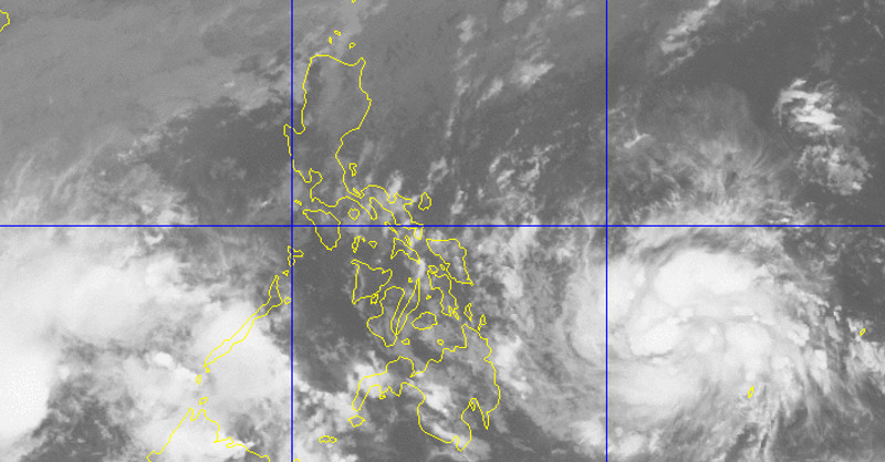Storm signal no. 1 could hit Davao, says PAGASA