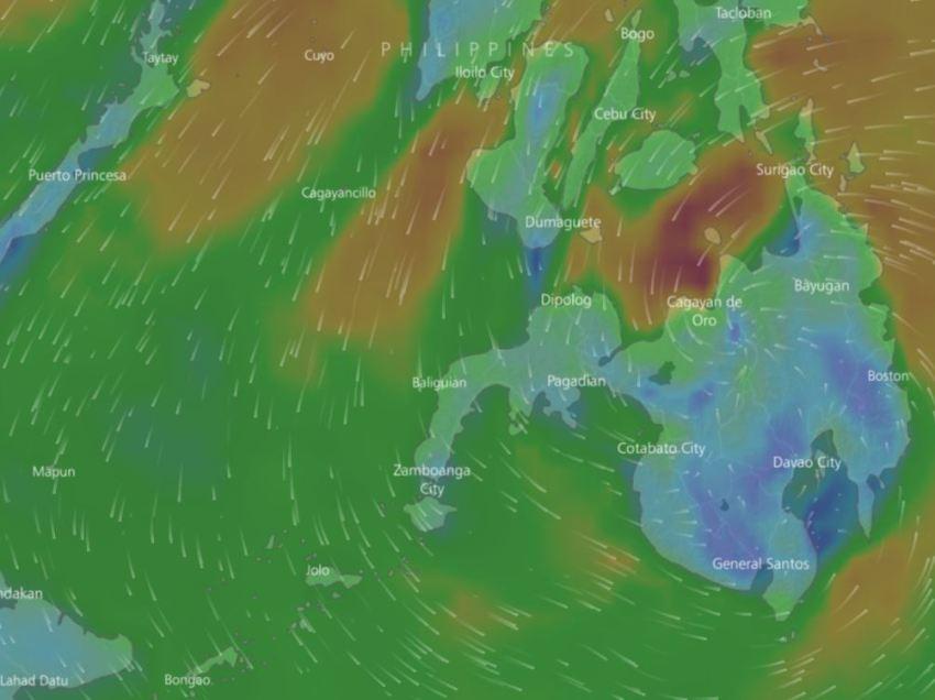 LIVE UPDATES: Severe tropical storm Vinta