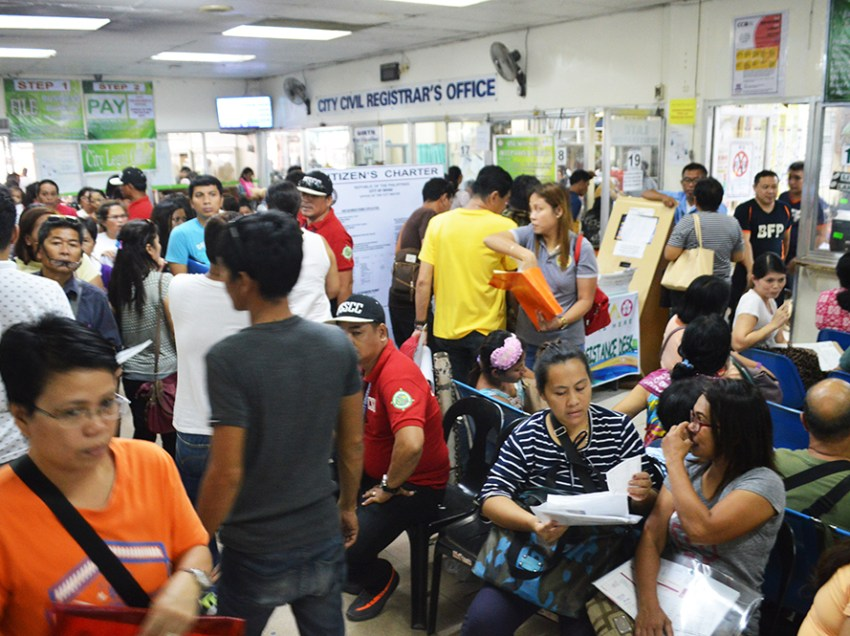 Over 40,000 Davao City businesses up for renewal