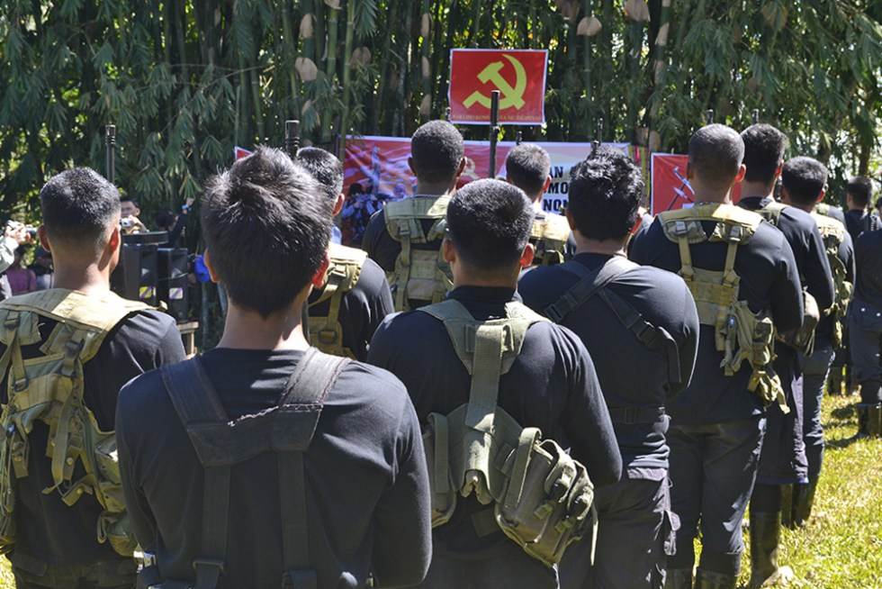 NPA-North Cotabato-file photo