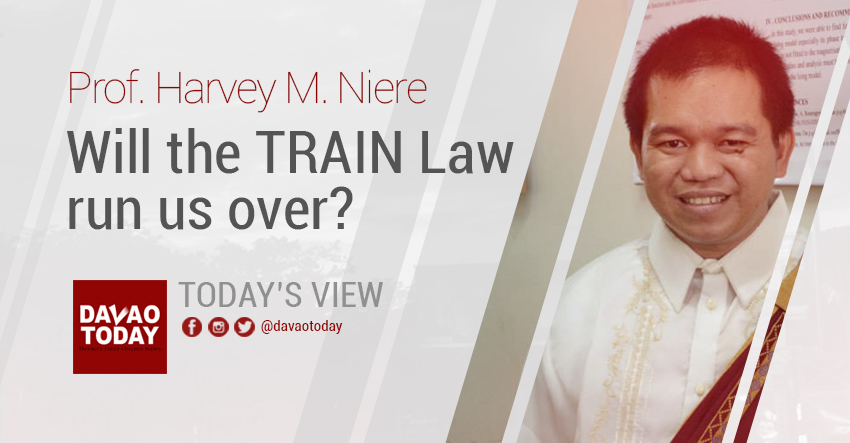 Will the TRAIN Law run us over?