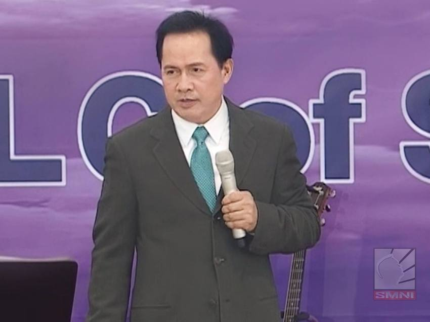 Quiboloy ​aide says pastor ​is okay, clarifies Hawaii issue